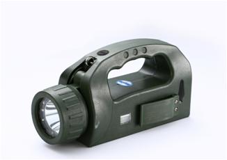 厂家直销IW5510 强光手摇式充电工作灯、海洋王远射巡检灯-- 温州熙捷照明有限公司
