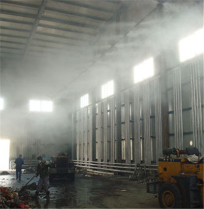 深圳化工厂喷雾除臭设备-- 深圳通宝环境技术有限公司