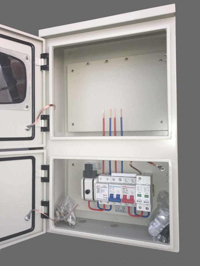 带表位光伏汇流箱-- 唐山市一可光伏设备有限公司