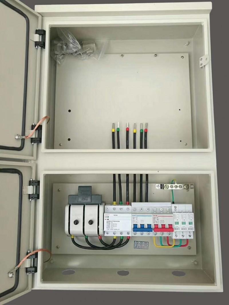 太阳能光伏发电汇流箱-- 唐山市一可光伏设备有限公司