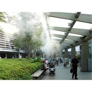 广东商业街喷雾降温设备厂家直供