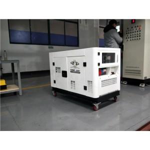 10kw静音柴油发电机型号
