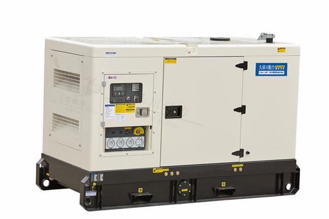 20kw水冷静音式柴油发电机优势