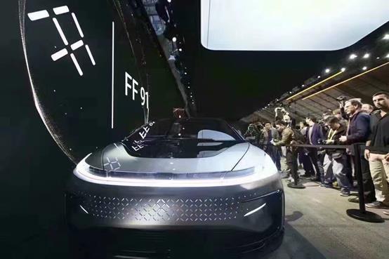 打造新能源汽车独角兽 恒大入主FF背后的商业逻辑