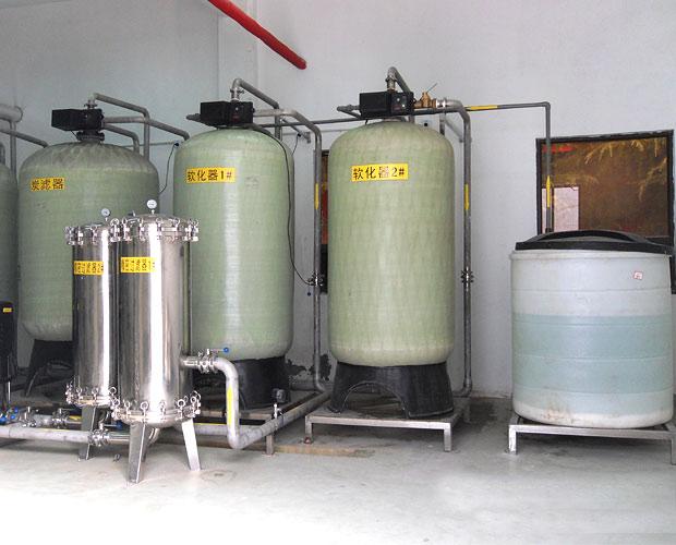 山东水厂15T多介质过滤软化水设备-- 山东环亚环保科技有限公司