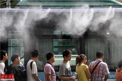 高效智能雾化降温装置公司-- 深圳通宝环境技术有限公司
