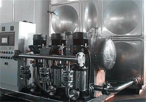山西供应小区高层全自动箱式无负压供水设备-- 晋城市君浩环保科技有限公司