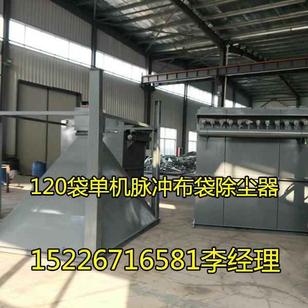 200袋高温单机布袋除尘器生产厂家-- 泊头市蓝月环保设备制造有限公司