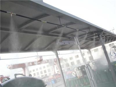通宝污水处理喷雾除臭设备-- 深圳通宝环境技术有限公司