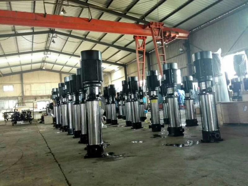 现货CDLF多级离心泵不锈钢卫生-- 济宁勃亚特水泵公司