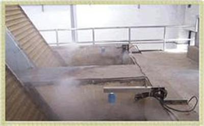 通宝垃圾站喷出除臭设备系统-- 深圳通宝环境技术有限公司