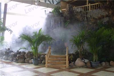 深圳喷雾降温人造雾工程设备哪家好-- 深圳通宝环境技术有限公司