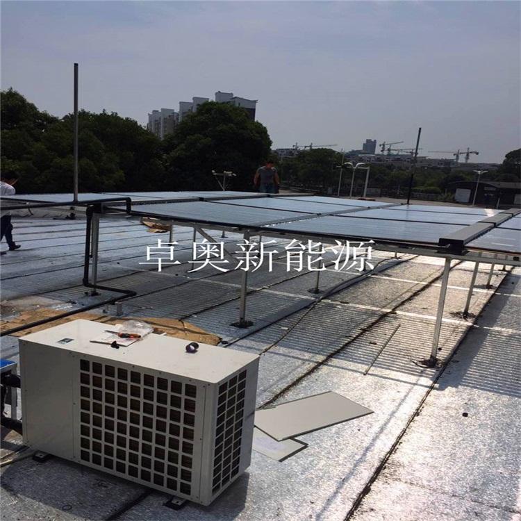 无锡星辰主题酒店太阳能空气能热水工程解决方案-- 江苏卓奥节能设备安装工程有限公司