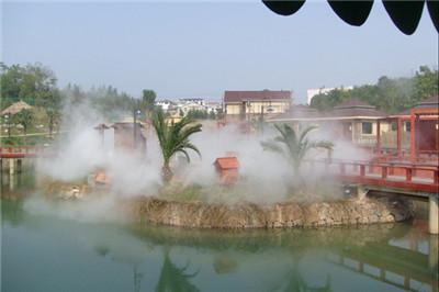人造雾喷雾降温设备的原理-- 深圳通宝环境技术有限公司