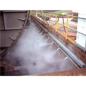 通宝介绍的喷雾除尘设备噪音低