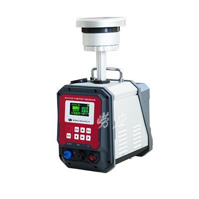 中流量环境空气颗粒物采样器(18 款常规型)-- 青岛崂山应用技术研究所