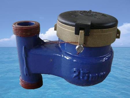 立式水表 浪花水表-- 连云港浪花水表厂