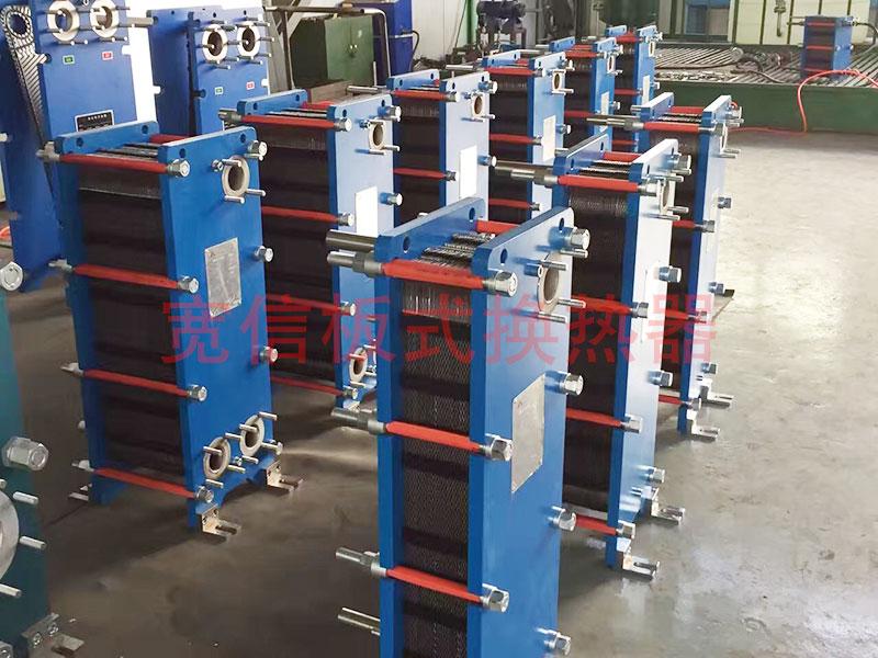 你知道供暖系统中用的板式换热器吗?-- 合肥宽信机电有限公司