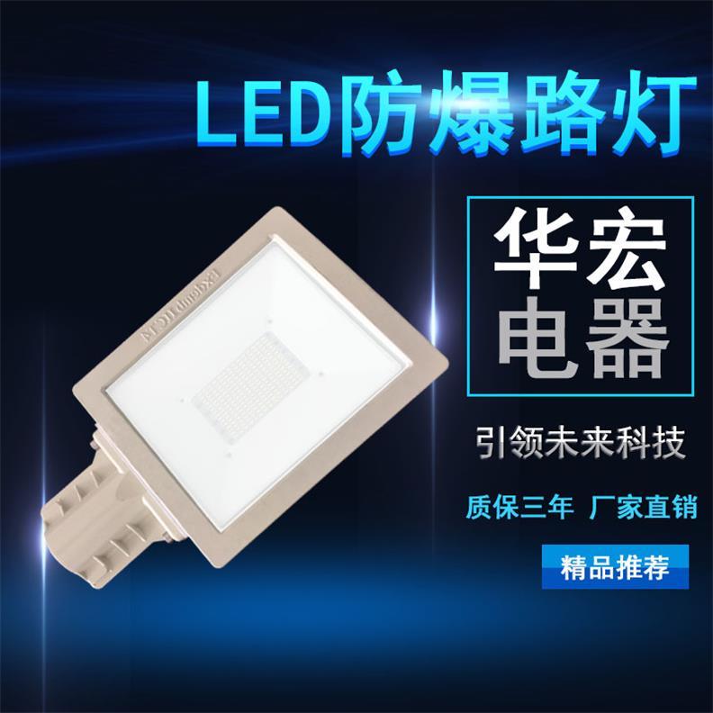 BAD808-L2 LED防爆泛灯 LED防爆路灯 100W-- 宜兴市华宏电器制造有限公司销售部