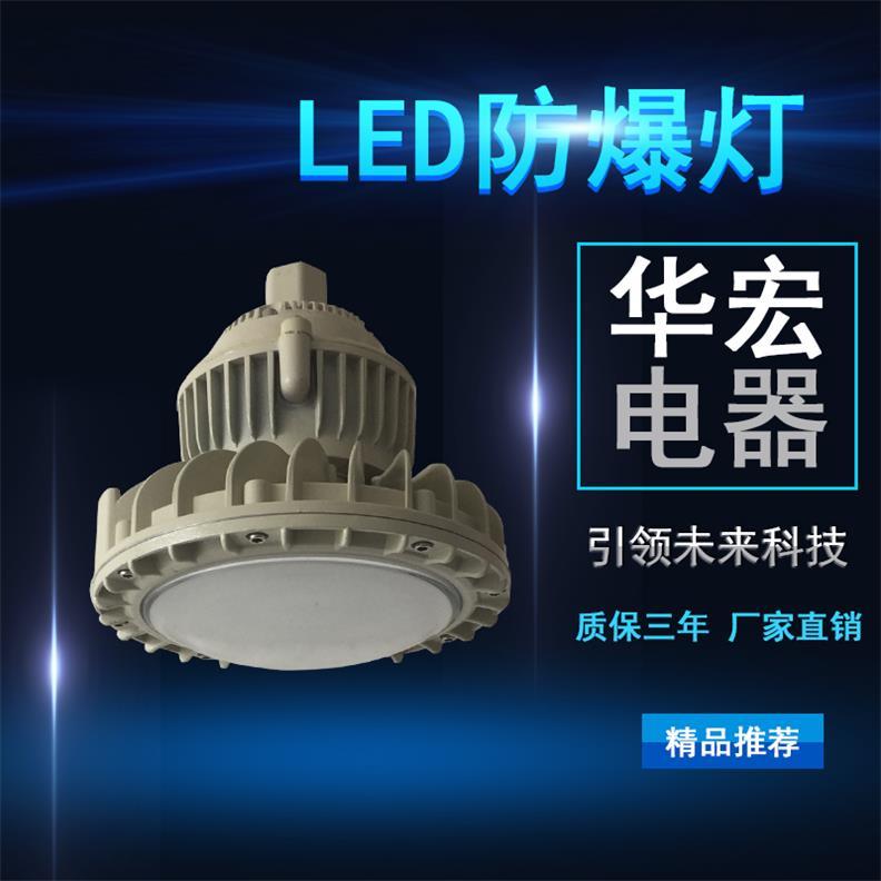 EPL55-B 防爆防腐LED灯 led防暴灯-- 宜兴市华宏电器制造有限公司销售部
