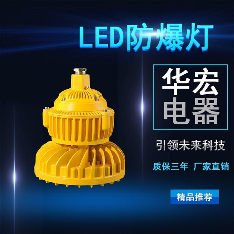 BAD808-M 高效节能LED防爆灯 隔爆型led防爆灯-- 宜兴市华宏电器制造有限公司销售部