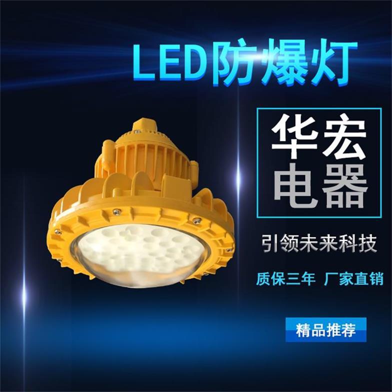 BAD808-M2 高效节能LED防爆灯 防爆防腐LED灯-- 宜兴市华宏电器制造有限公司销售部