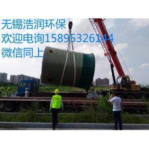 一体化预制泵站南京供货