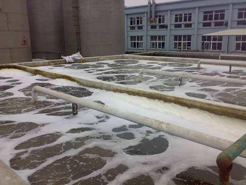 污水处理厂站喷雾除臭系统-- 深圳通宝环境技术有限公司
