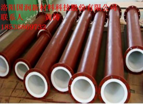 DN80衬塑管-- 洛阳国润新材料科技股份有限公司