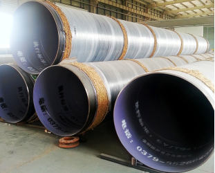 内环氧外聚乙烯防腐钢管-- 洛阳国润新材料科技股份有限公司