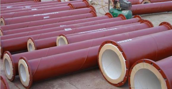 洛阳西工区化工厂车间专用管道-- 洛阳国润新材料科技股份有限公司