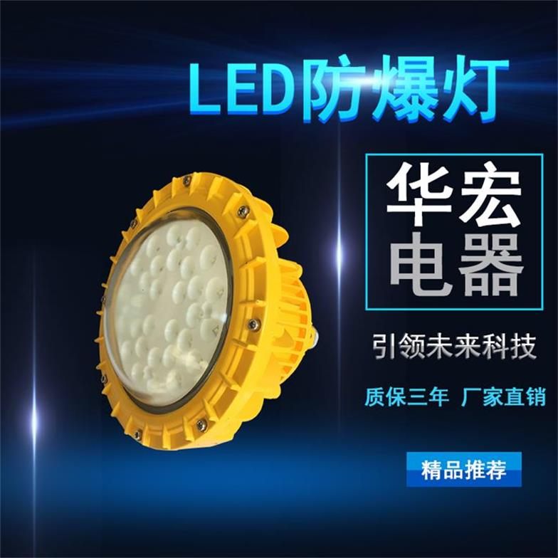 BAD808-M2 免维护LED防爆灯 吸顶式LED防爆灯具-- 宜兴市华宏电器制造有限公司销售部
