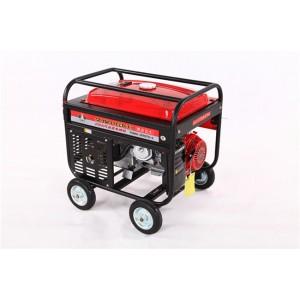 250A电启动汽油发电电焊机