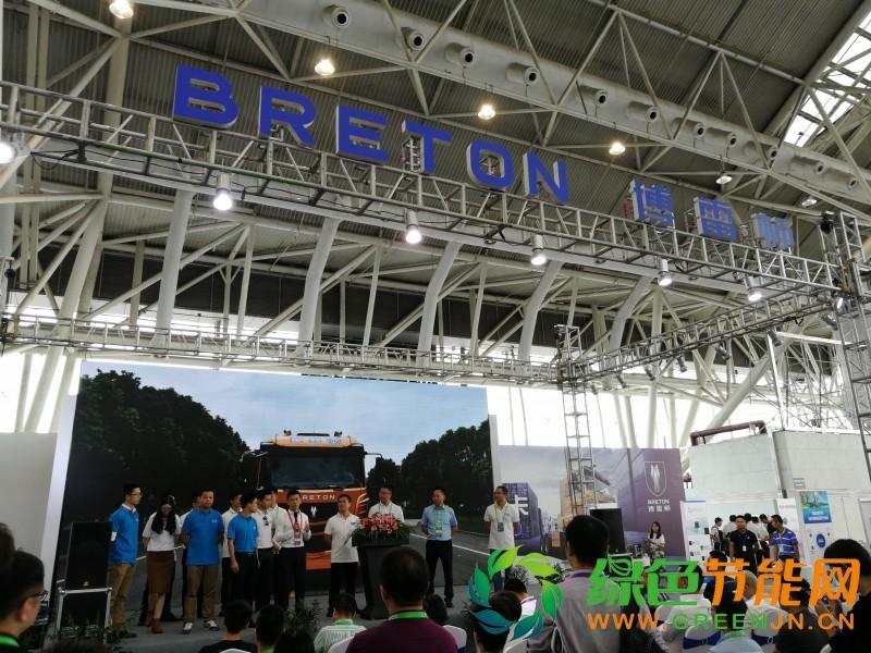 聚焦博雷顿纯电重卡,首次南京新能源汽车展震撼来袭