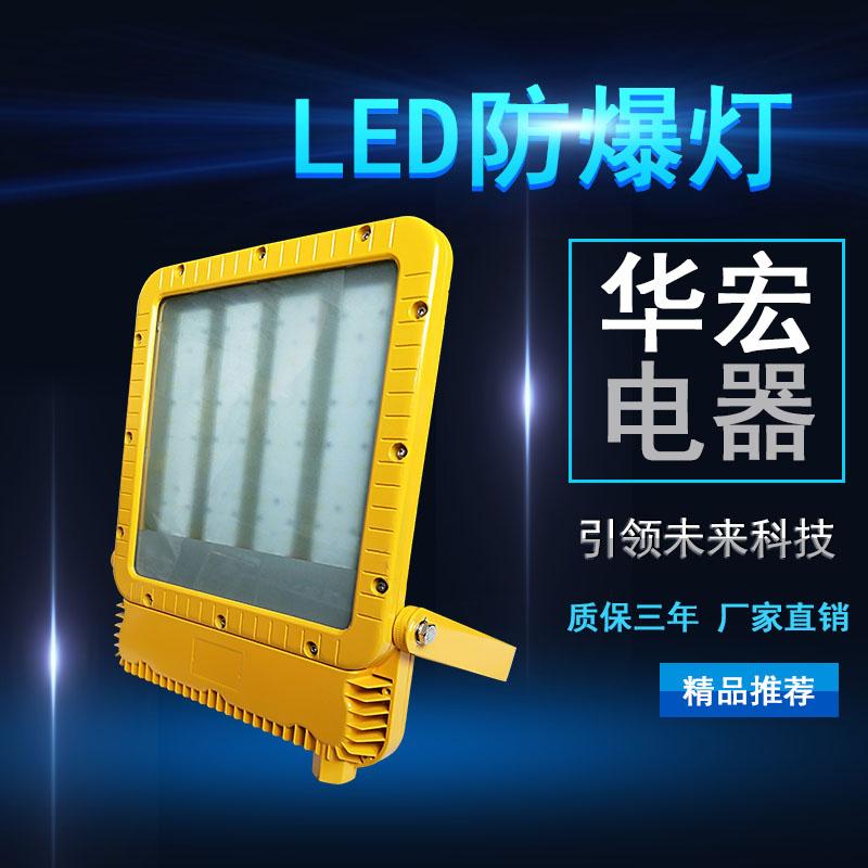 RLEEXL5330 LED防爆泛光灯-- 宜兴市华宏电器制造有限公司销售部