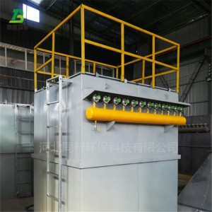 广东深圳橡塑厂粉尘收集除尘器工业12