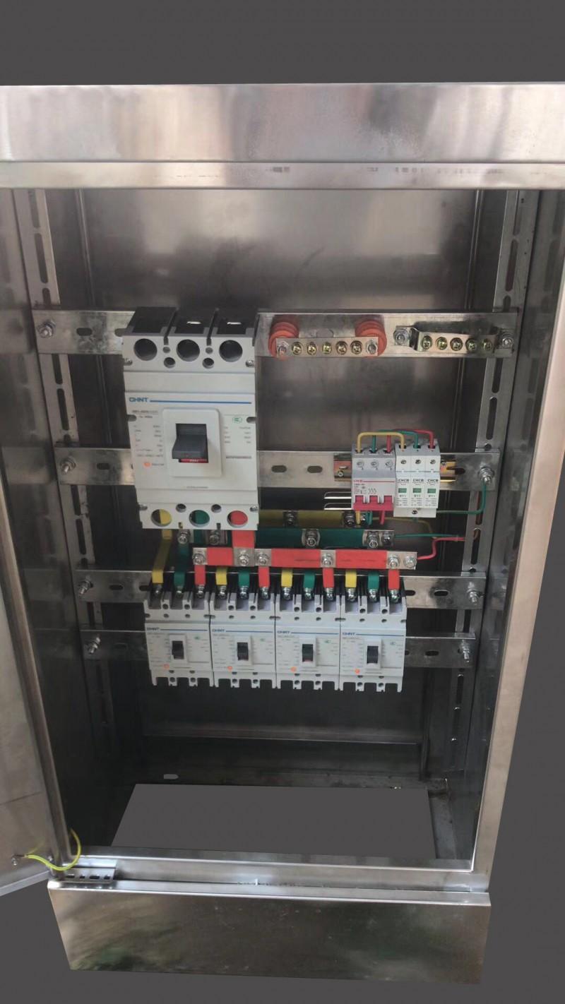 光伏发电扶贫配电柜-- 唐山市一可光伏设备有限公司