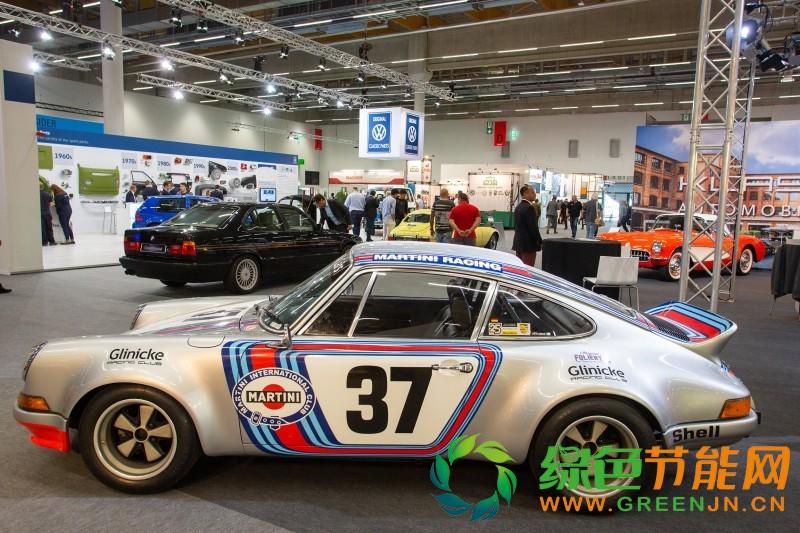 ClassicCars精典汽车展区