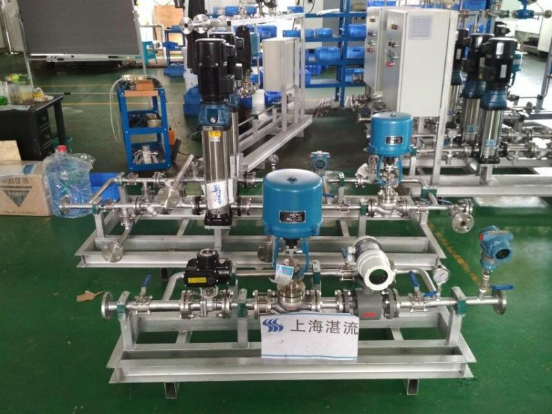福建烟气脱硫系统工程半干法脱硫-- 上海湛流环保工程有限公司