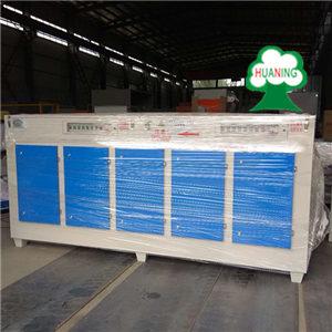 UV光氧催化废气处理设备工业除恶臭空气净化设备厂家直销-- 沧州华宁环保科技有限公司