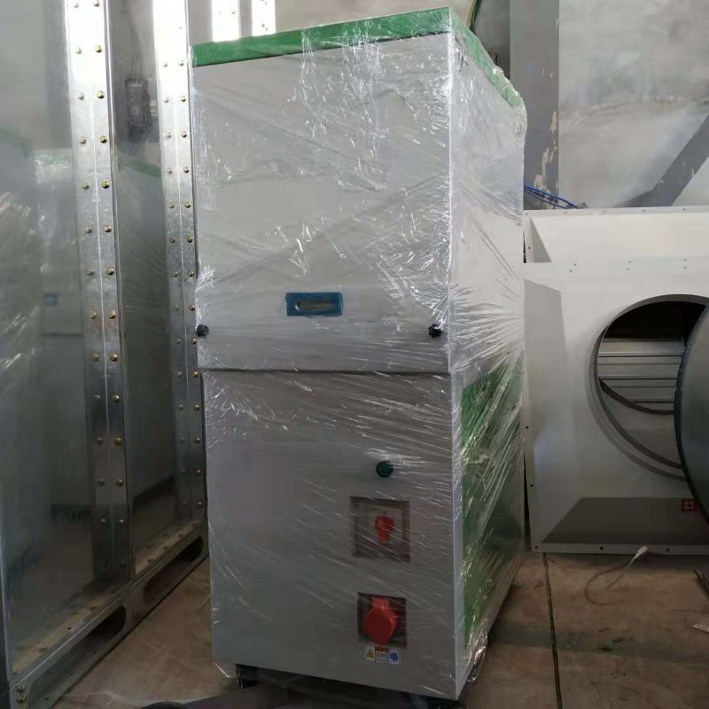 焊烟净化器移动式工业焊接烟雾净化设备-- 沧州华宁环保科技有限公司