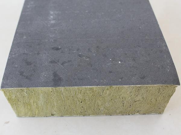 水泥基布竖丝岩棉复合板 a级防火 抗拉强度高-- 北京京都顺发保温材料有限公司