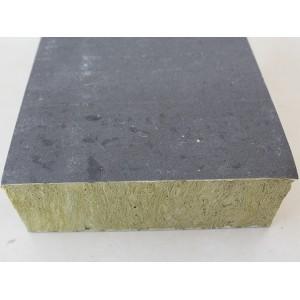 水泥基布竖丝岩棉复合板 a级防火 抗拉强度高