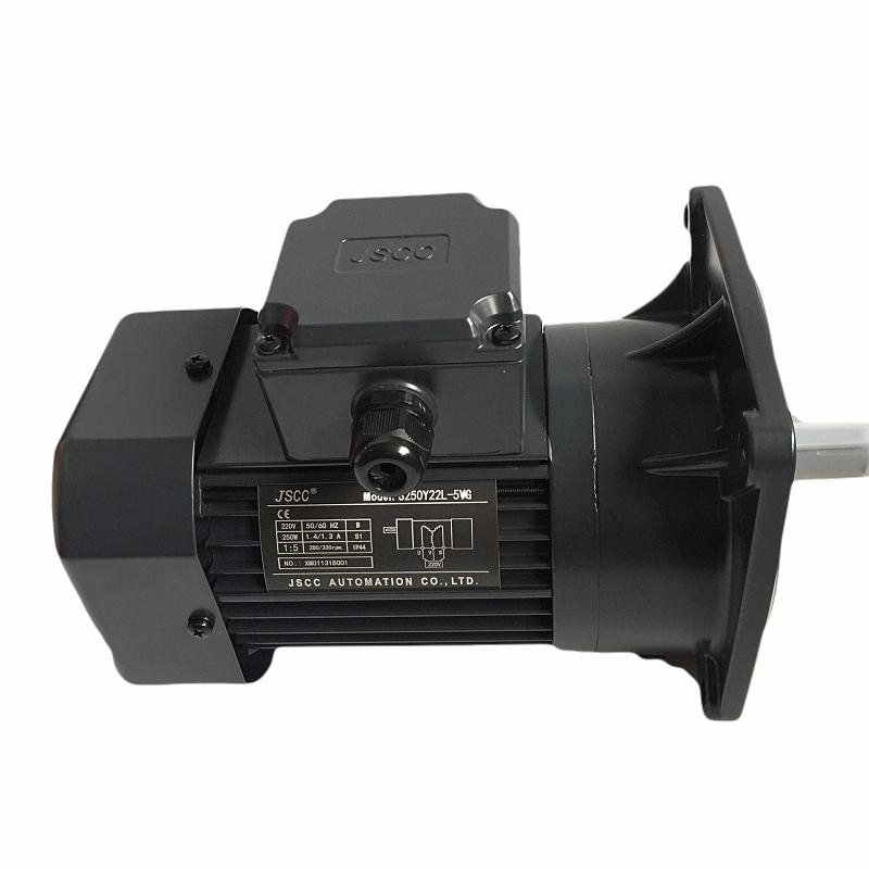 精研JSCC电机 B750Y38v-100H电磁制动立式电机-- 德国JSCC精研电机(无锡)工厂