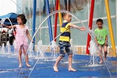 山东威海林海公园喷雾降温设备厂家-- 深圳市通宝环境技术有限公司