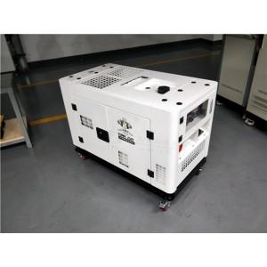 静音15kw柴油发电机组