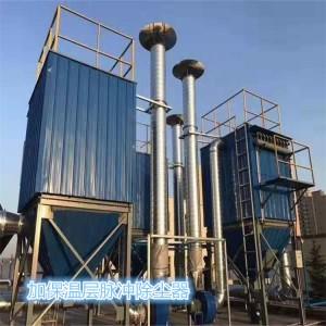 同帮除尘器厂保温脉冲喷吹式除尘器产品优势特点