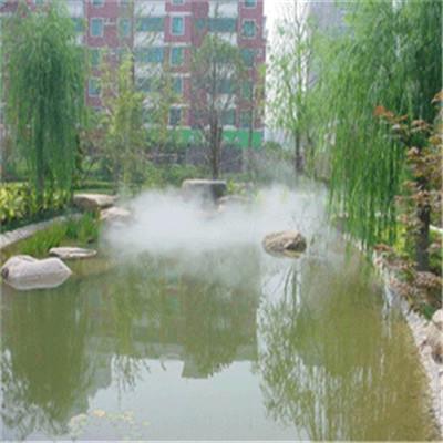 供应景区树林雾森环保人造雾工程-- 深圳市通宝环境技术有限公司