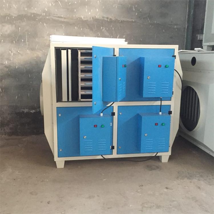 供应低温等离子净化器除烟除味除臭-- 河北骏扬环保机械设备制造有限公司