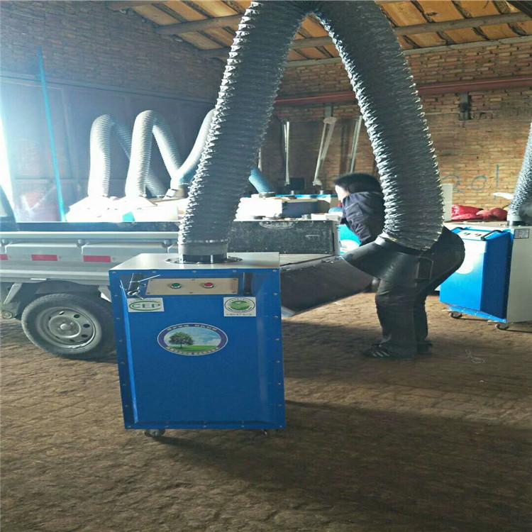 供应焊烟净化器除烟除尘废气处理设备-- 河北骏扬环保机械设备制造有限公司
